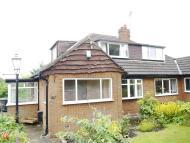 Semi-Detached Bungalow for sale in Westfield Lane, Shipley