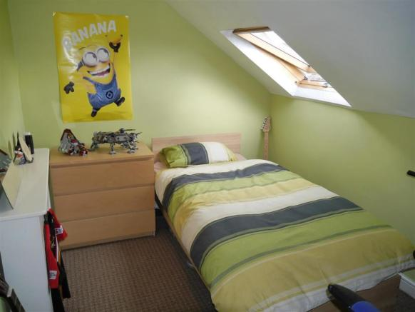 Attic Bedroom 3