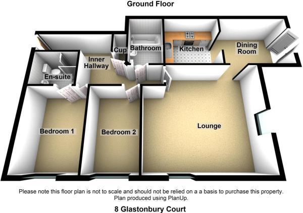 Glastonbury Court