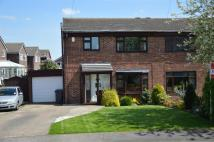 4 bed semi detached home for sale in Wendron Close, Roberttown