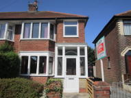 3 bedroom semi detached house to rent in Salcombe Avenue...