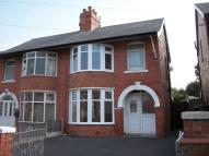 Cavendish Road semi detached house to rent
