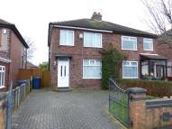 3 bedroom semi detached property to rent in Ryburn Road, Ormskirk...