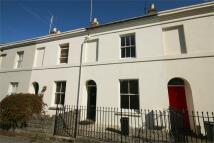Terraced house in Lypiatt Street...