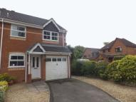 semi detached house in Barrington Place Shepton...