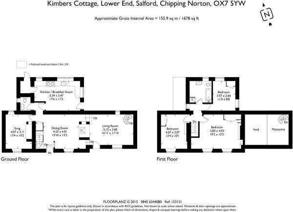 Kimbers Cottage 1531