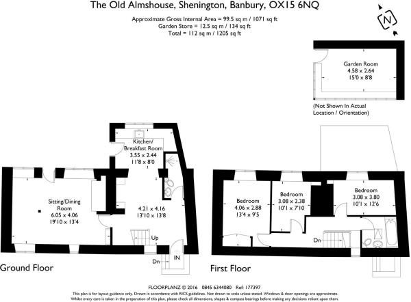 The Old Almshouse 17