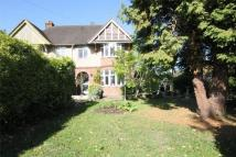 3 bedroom semi detached home for sale in THATCHAM, Berkshire
