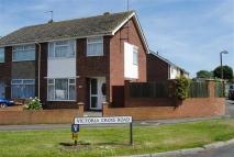 3 bed semi detached property for sale in Victoria Cross Road...