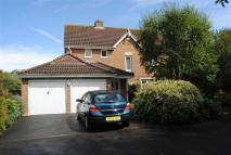 Detached house in Elsham Way, ABBEY MEADS...