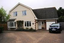5 bedroom Detached property for sale in BRADENSTOKE, Chippenham