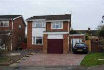 4 bed Detached house for sale in Thrushel Close...