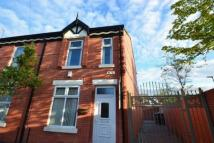 4 bedroom End of Terrace home to rent in Carlton Avenue, Rusholme...