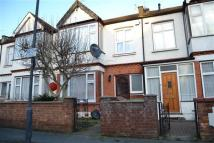 Terraced property in Montgomery Road, Edgware