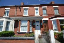 2 bed Terraced house in Lightfoot Street, Hoole...