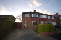 3 bed semi detached property in 32 Motcombe Road...
