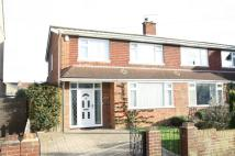 3 bed semi detached property for sale in Melville Road, Gosport...