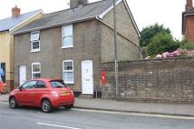 2 bedroom semi detached house in Bury Street, Stowmarket