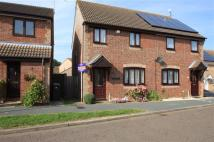 3 bed semi detached property for sale in Spencer Way, Stowmarket