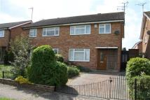 3 bedroom semi detached property for sale in St Marys Road, Stowmarket