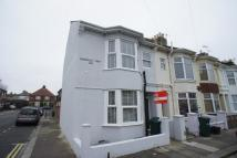 3 bedroom End of Terrace house to rent in Shakespeare Street, Hove...