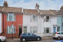 2 bed Terraced property in Shirley Street, Hove...