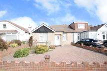 2 bed Semi-Detached Bungalow in ELMS DRIVE, Lancing, BN15
