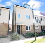 4 bed End of Terrace house for sale in Coral Close...