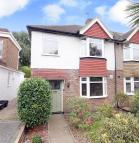 3 bed semi detached home in Mackie Avenue, Patcham...