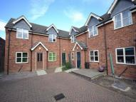Terraced home in Bartholomew Close...