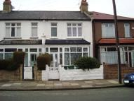 Terraced property in Blithdale Road...