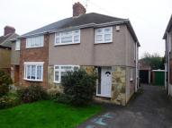 3 bedroom semi detached house in Edison Road, Welling...