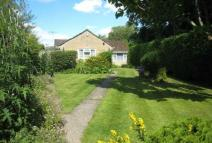 Detached Bungalow for sale in WILTON