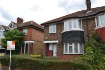 3 bed semi detached house in Gibbon Road, London, W3