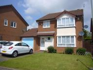 Detached house to rent in Powys Grove, BANBURY...