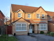 Detached home for sale in Holmshaw Close...