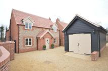 4 bedroom new home in Fakenham