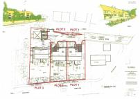 Land for sale in Three Building Plots...