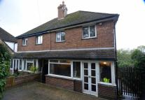 3 bedroom semi detached property to rent in Vale Road, Battle...