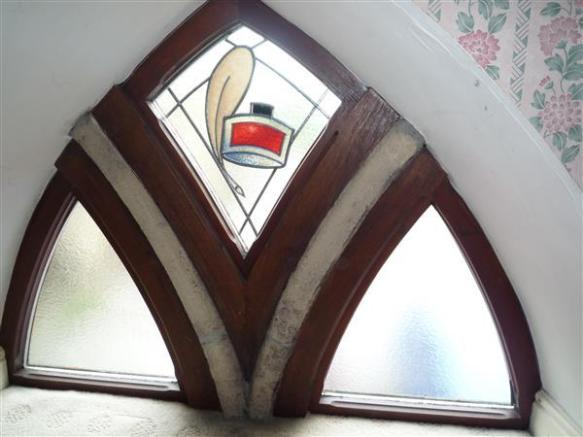 Feature Stained