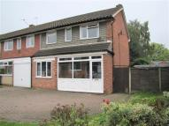 Terraced home for sale in Breeden Drive, Curdworth