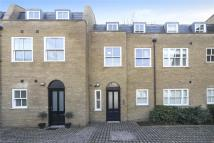 Studio apartment in Hazlewood Mews, SW9