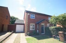 2 bedroom semi detached house to rent in Melchester Close...