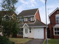 3 bedroom Detached home to rent in Beddoes Close...