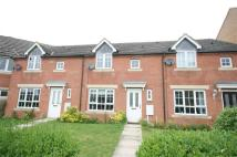 Terraced property in Finney Drive...