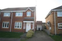 3 bed semi detached house for sale in Campaign Close...