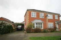 semi detached property for sale in Crosswaters Close...