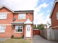 2 bed semi detached home to rent in Cross Waters Close...