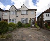 Detached house in Meadway, High Barnet...