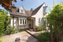 Detached house for sale in Manor Road, High Barnet...